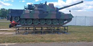 CDI 95K lbs Leopard Tank
