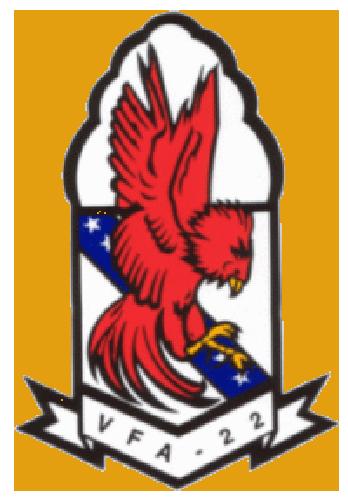 VFA-22 Insignia